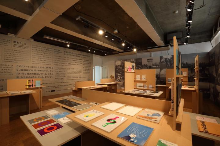 「東京アートポイント計画 ことばと本の展覧会」ことばの展示編集を担当しました